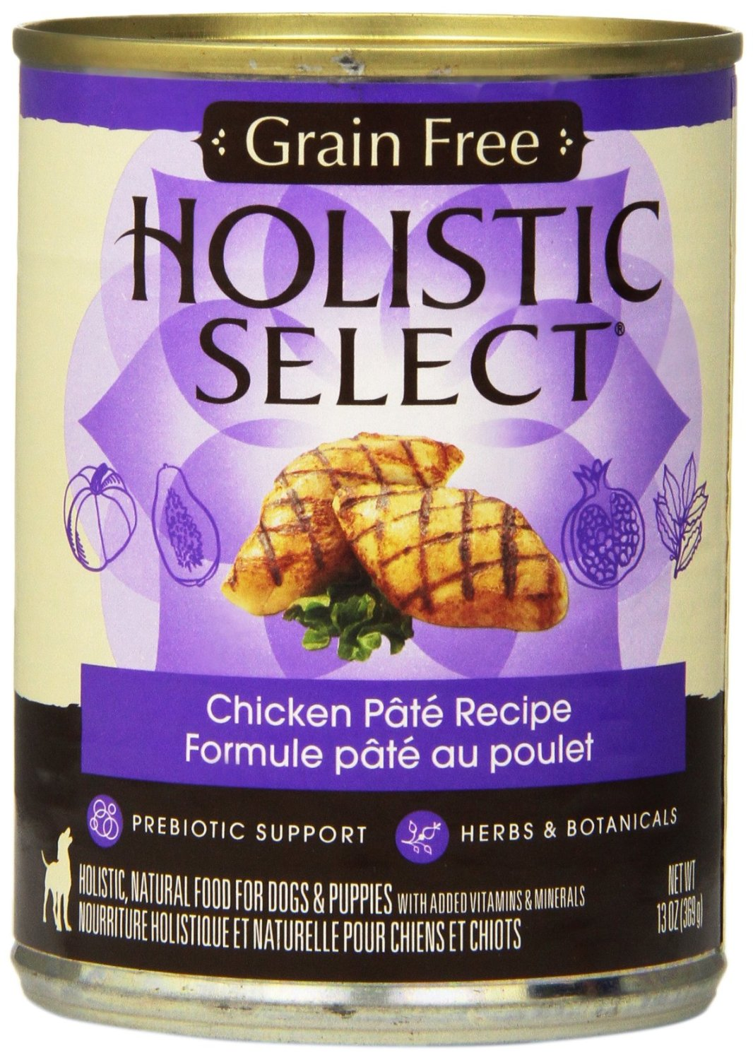 Holistic Select Canned Dog Food