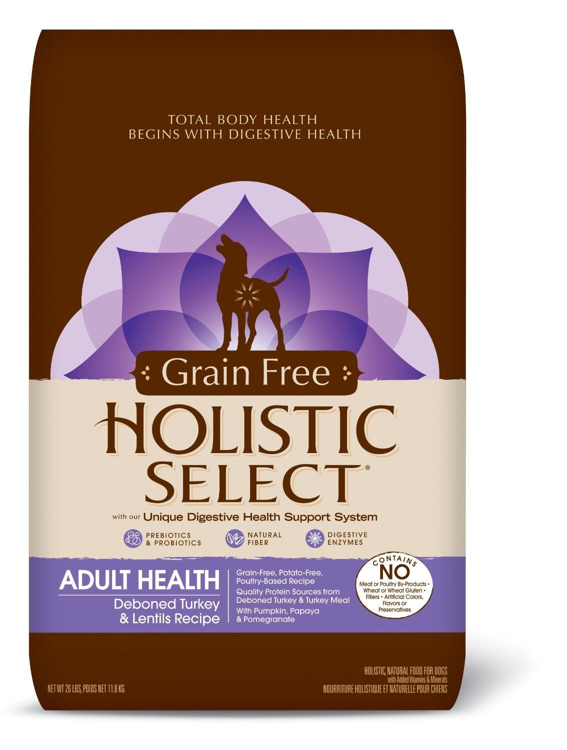 Holistic Select Sensitive Stomach Dog Food