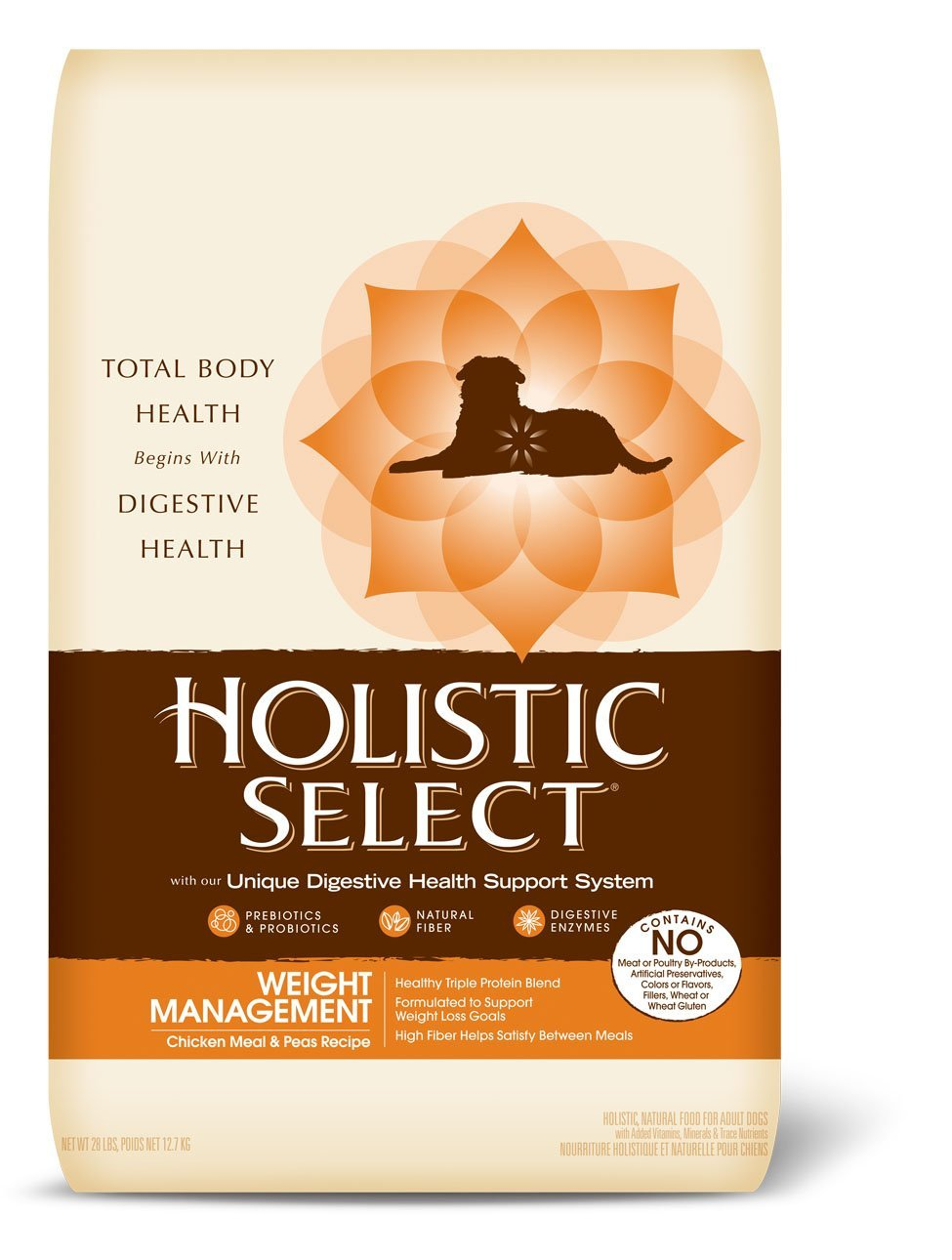 Holistic Select Weight Management Dog Food