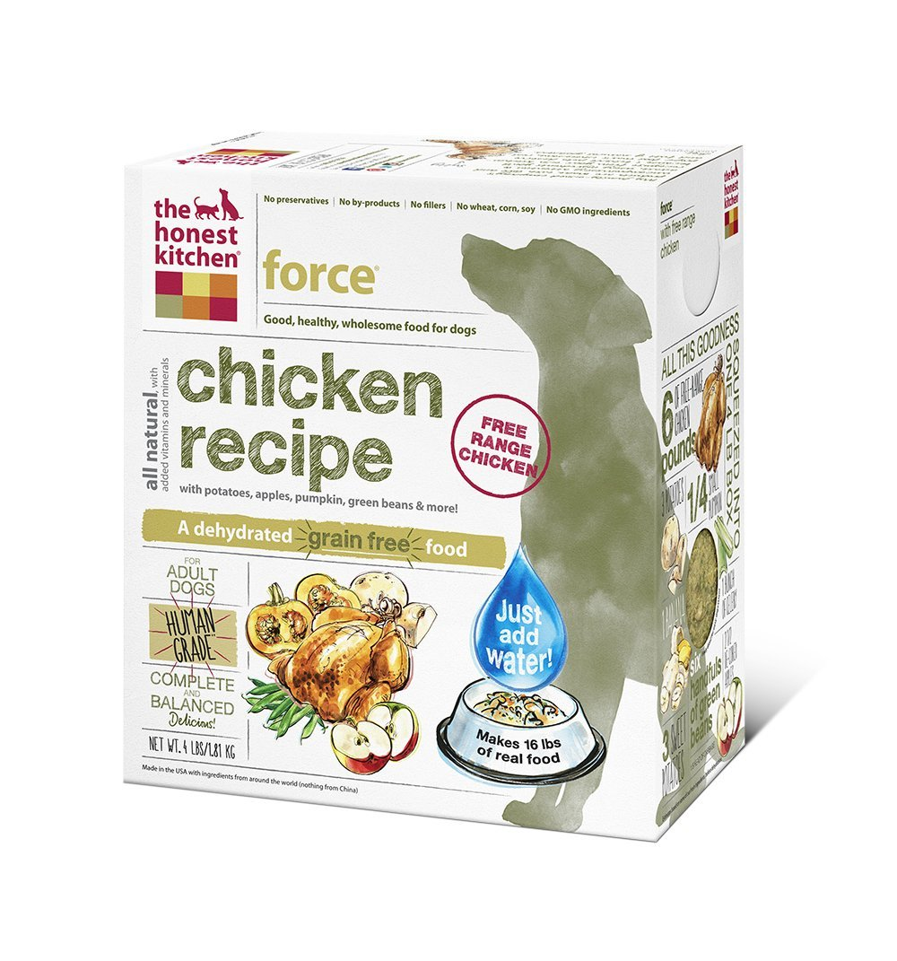 Honest Kitchen's Grain Free Dog Food