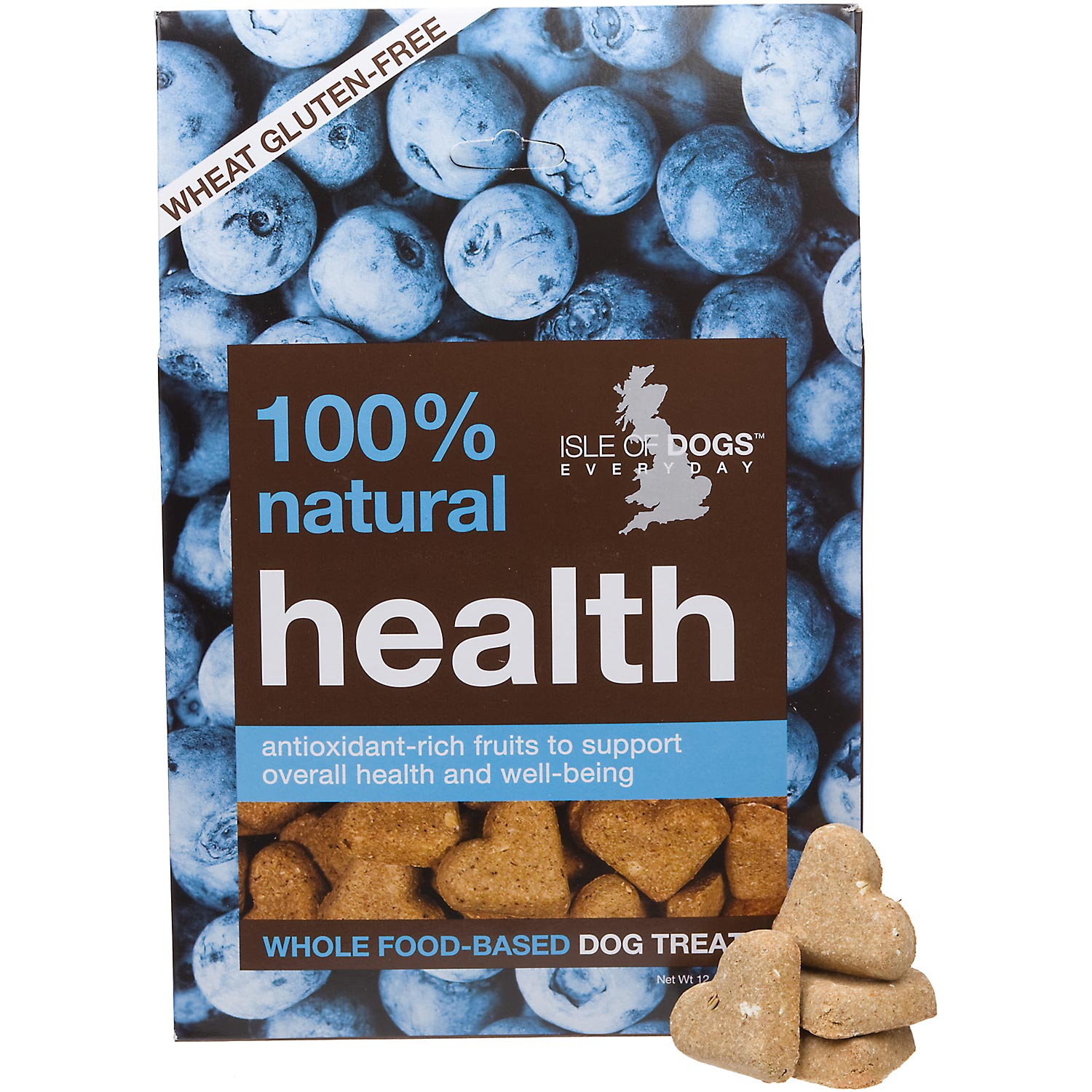 Isle of Dogs Natural Dog Treats