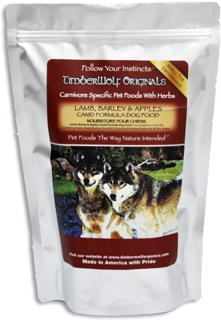 buy Timberwolf Organic Dog Food