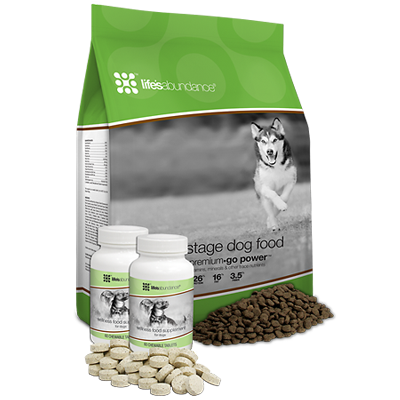 Life's Abundance All Stage System Dog Food