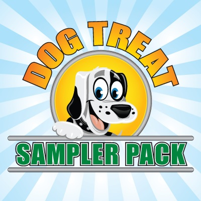 Life's Abundance Dog Treat Sampler Pack