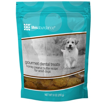 Life's Abundance Gourmet Dental Treats