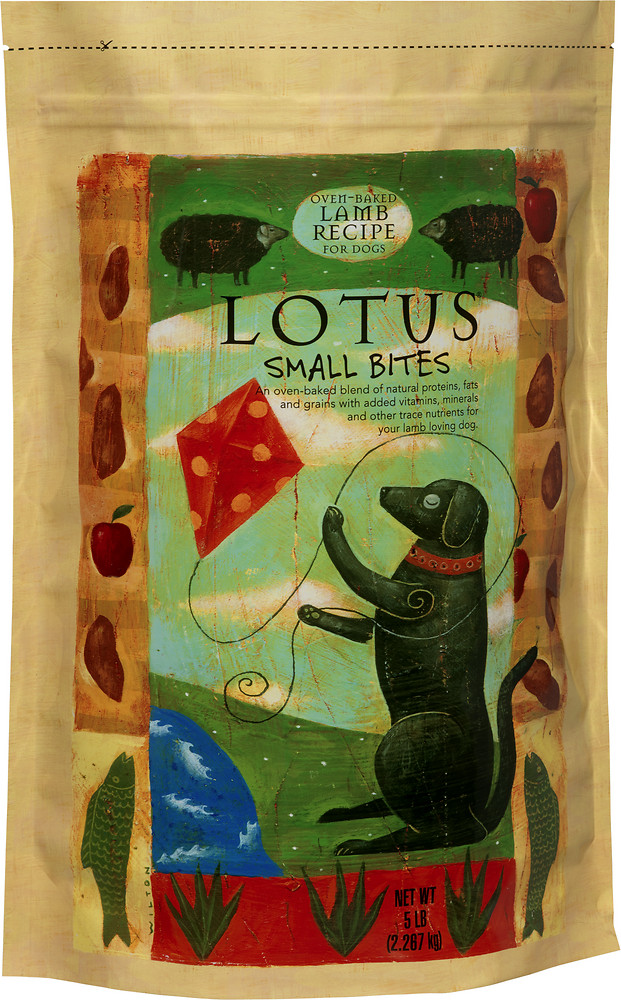 Lotus Oven Baked Dry Dog Food