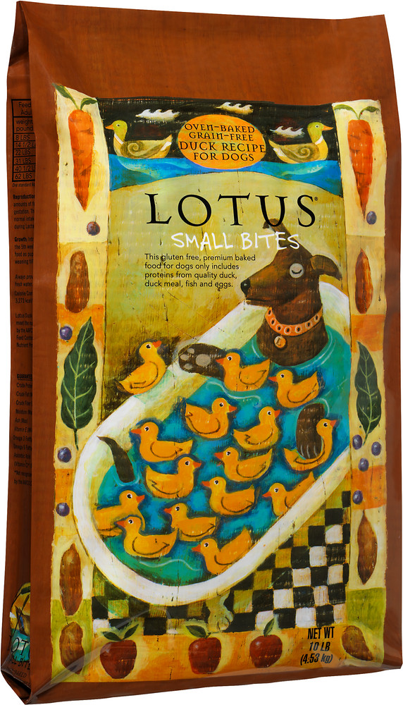 Lotus Oven Baked Grain Free Duck Dry Dog Food
