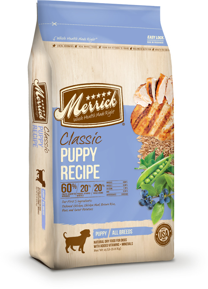 Merrick Puppy Dog Food