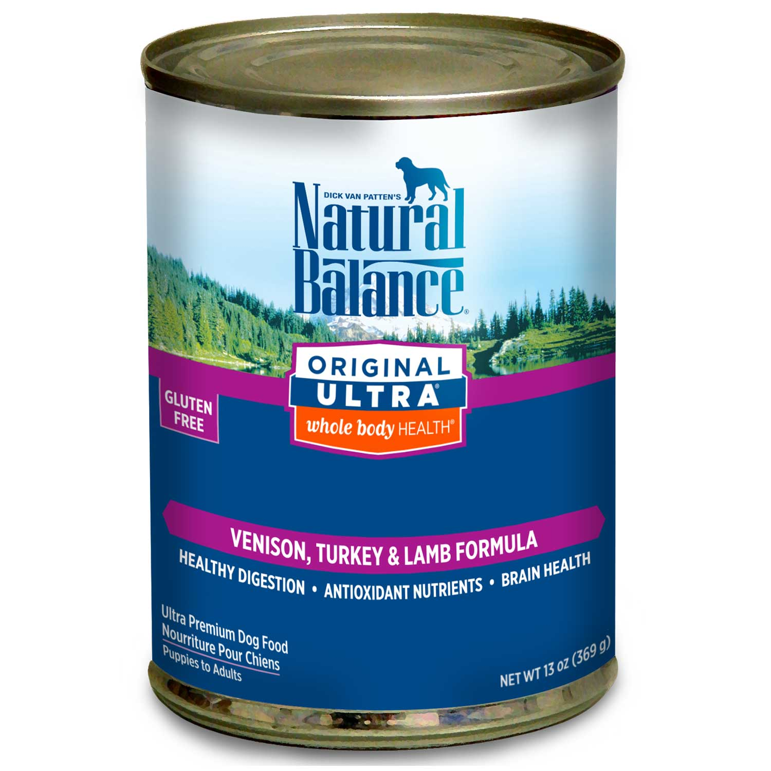 Natural Balance Organic Canned Dog Food