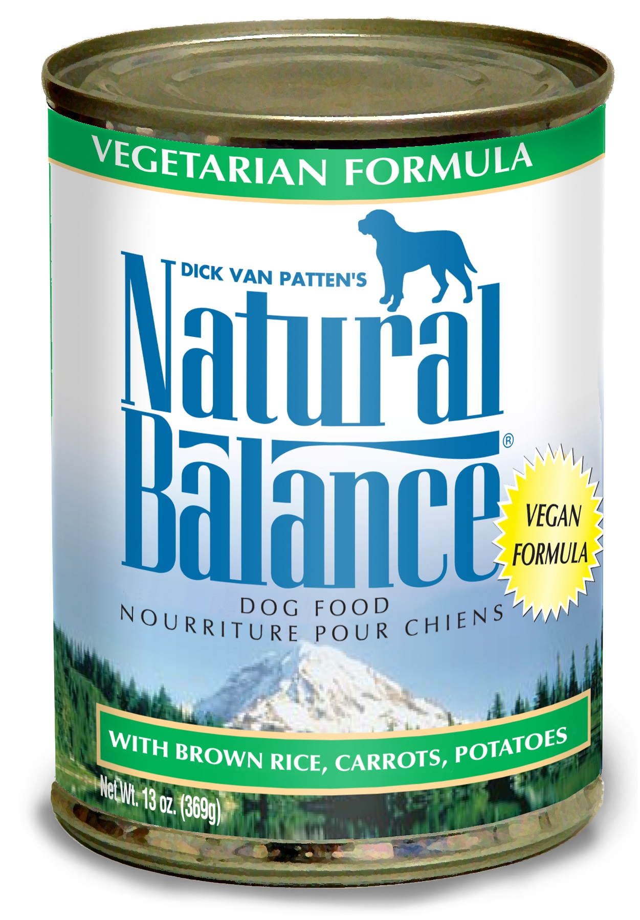 Natural Balance Organic Vegetarian Canned Dog Formula