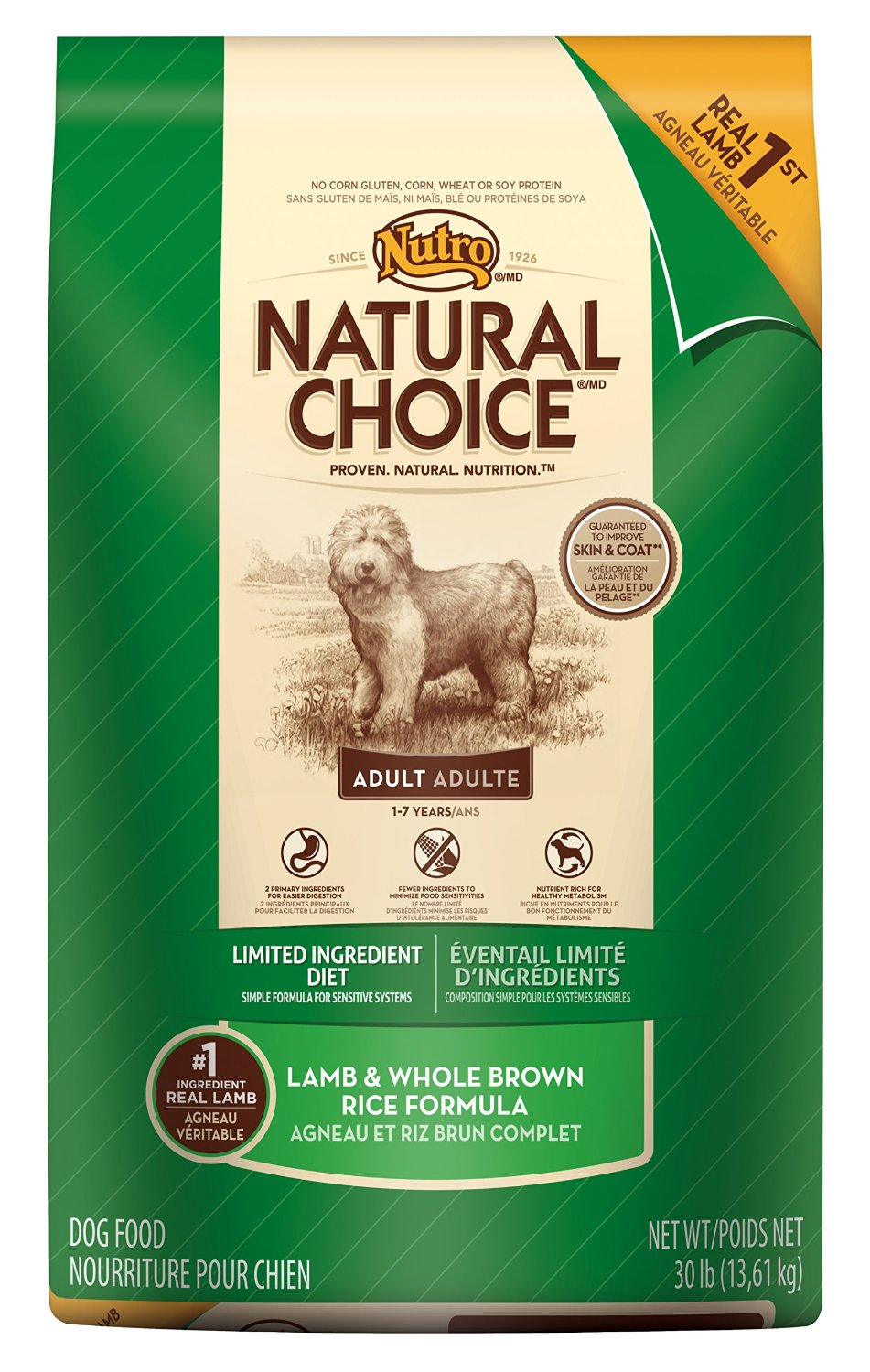 Natural Choice Limited Ingredient Diet Dog Food