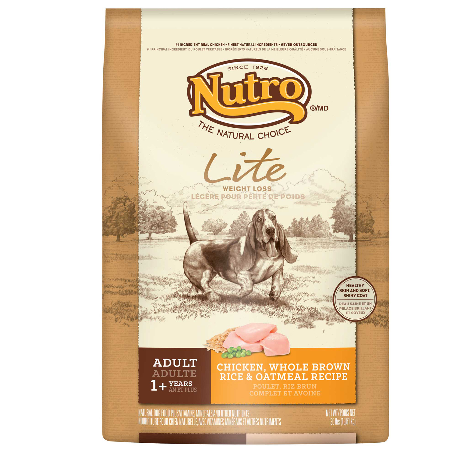 Natural Choice Lite & Weight Management Dog Food