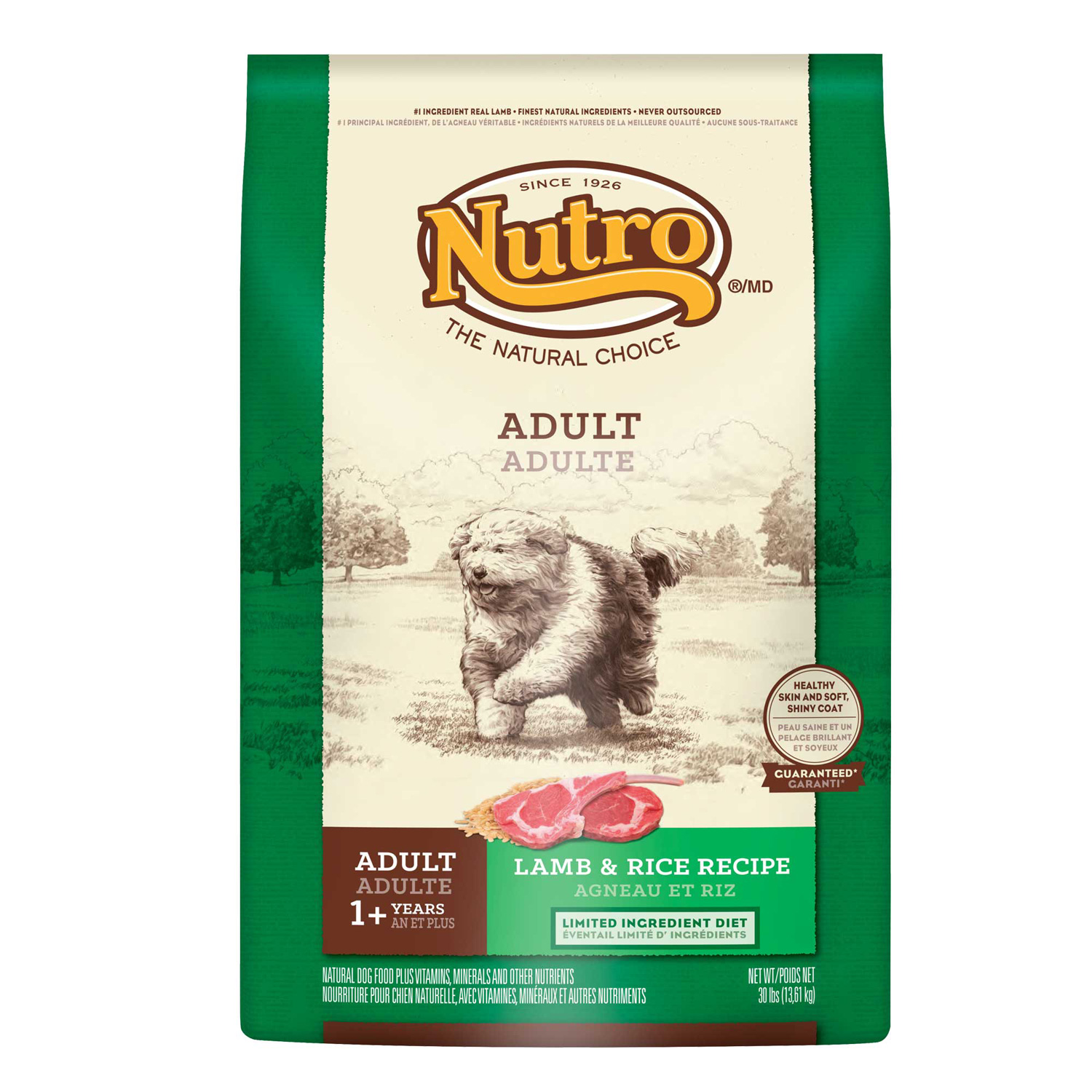 Natural Choice Medium Dog Food