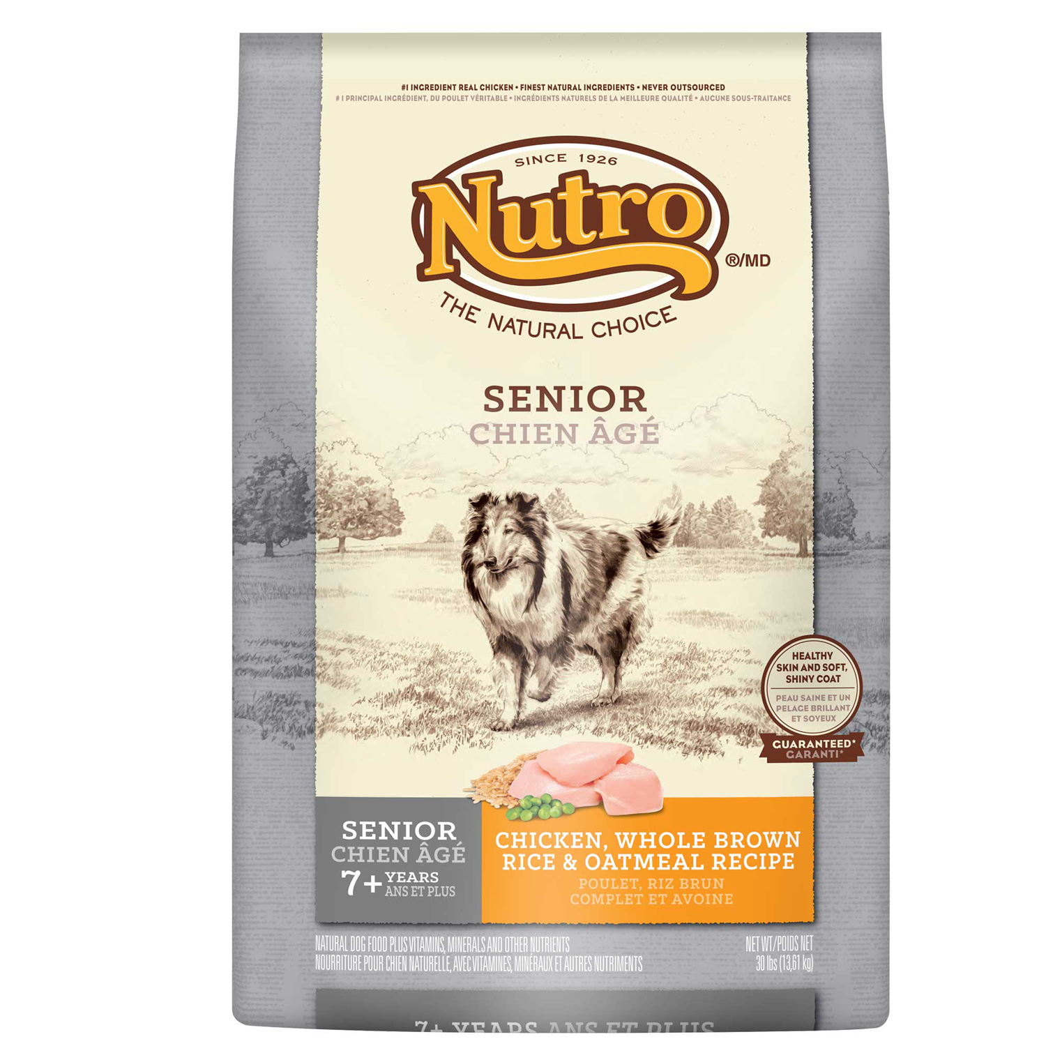 Natural Choice Senior Dog Food