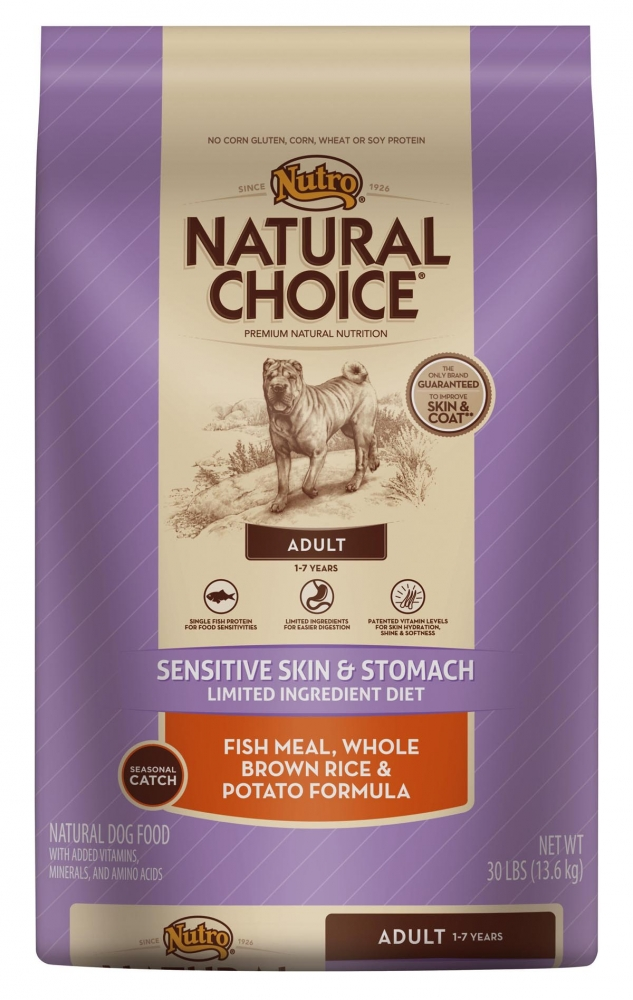 Natural Choice Sensitive Skin and Stomach Dog Food