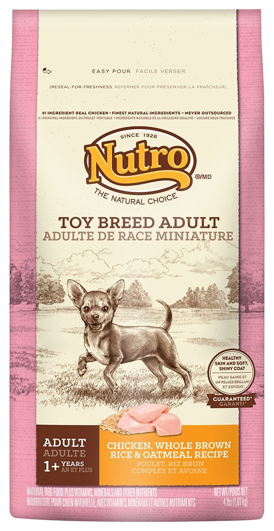 Natural Choice Toy Dog Food