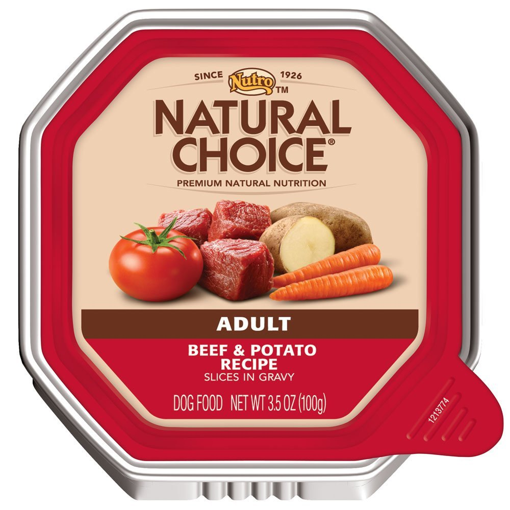 Natural Choice Trays Dog Food