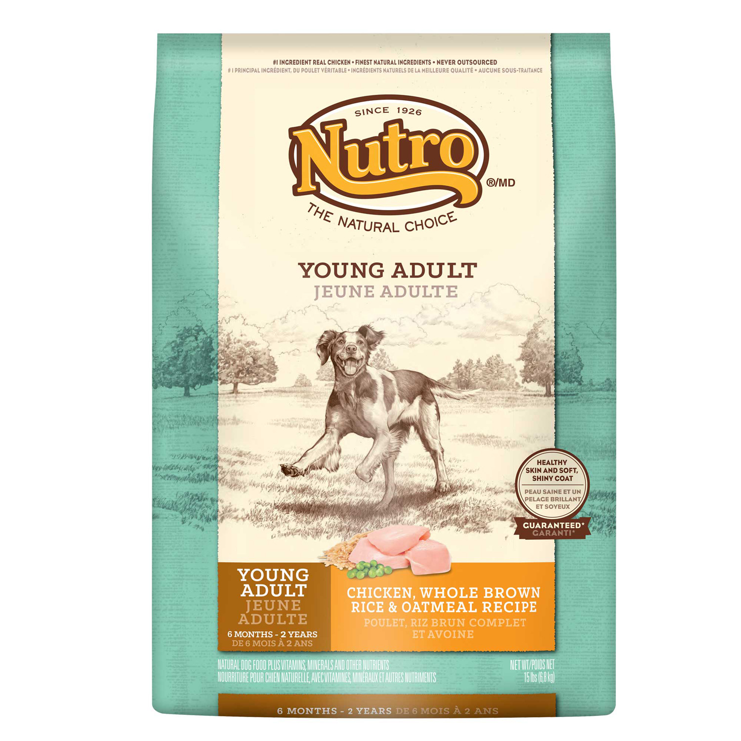 Natural Choice Young Adult Dog Food