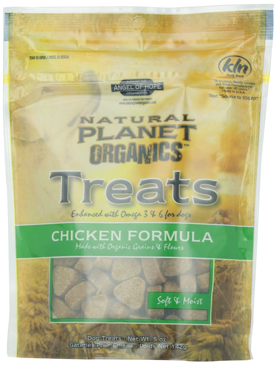 Natural Planet Organics Dog Treats