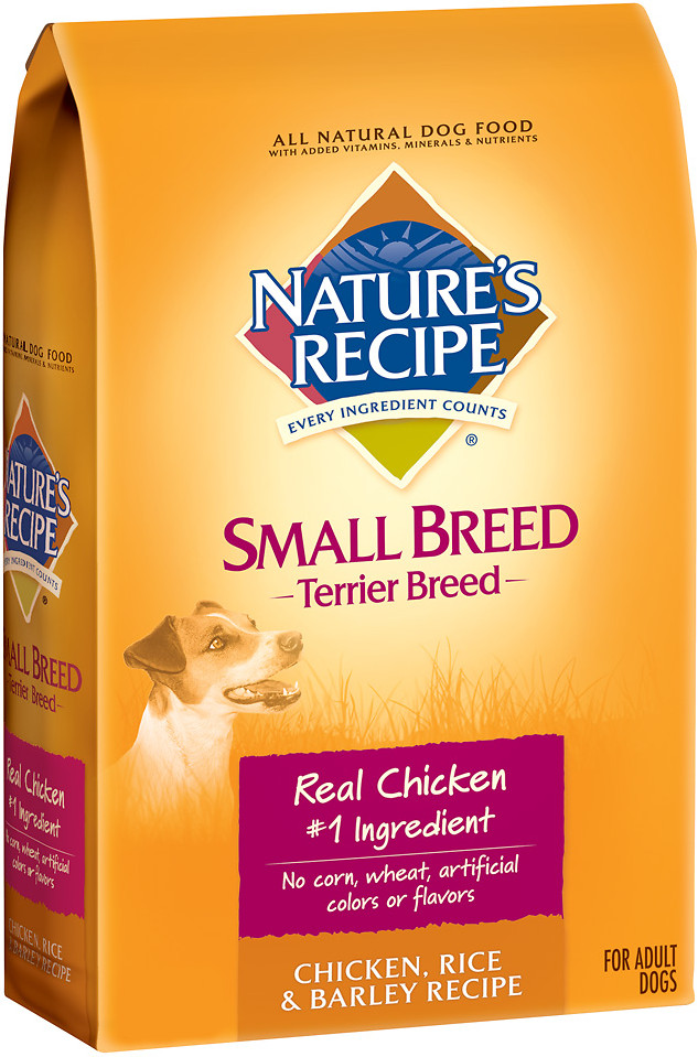 Nature's Recipe Breed Specific Dog Food