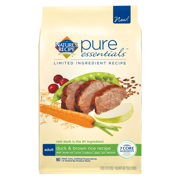Nature's Recipe Pure Essentials Dog Food
