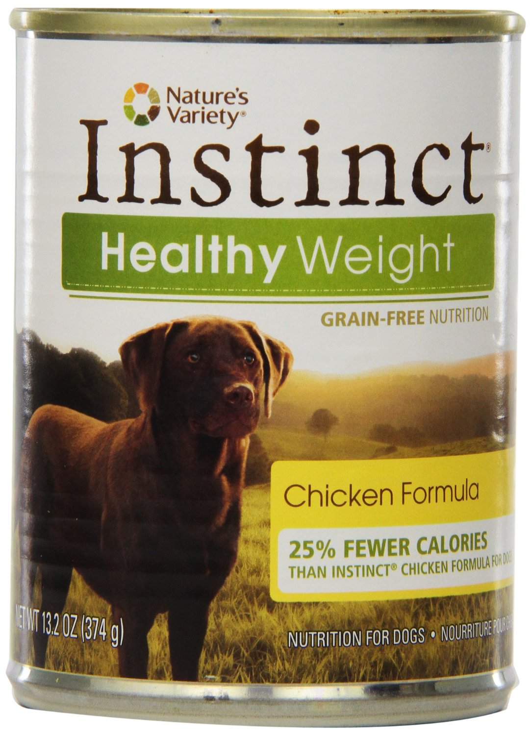 Nature's Variety Instinct Healthy Weight Cans for Dogs