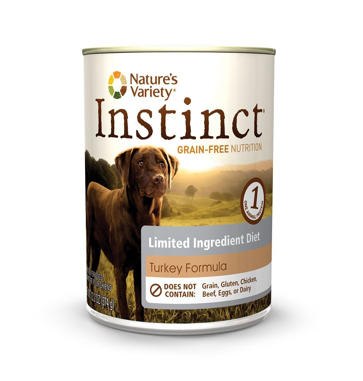 Nature's Variety Instinct Limited Ingredient Cans for Dogs