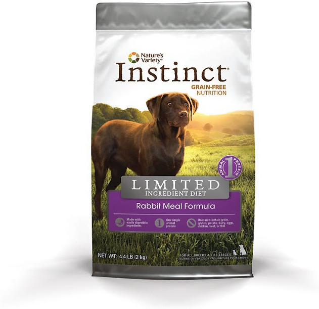 Nature's Variety Instinct Limited Ingredient Kibble for Dogs