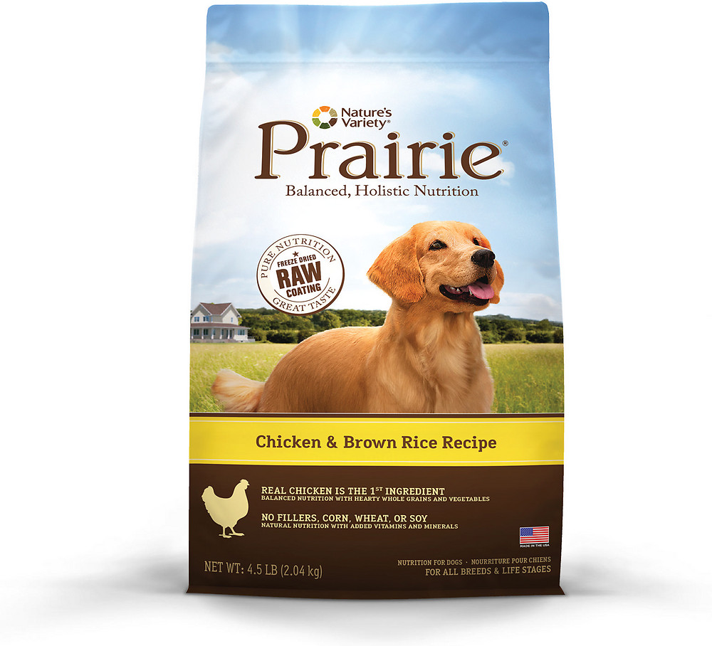 Nature's Variety Prairie Dog Food