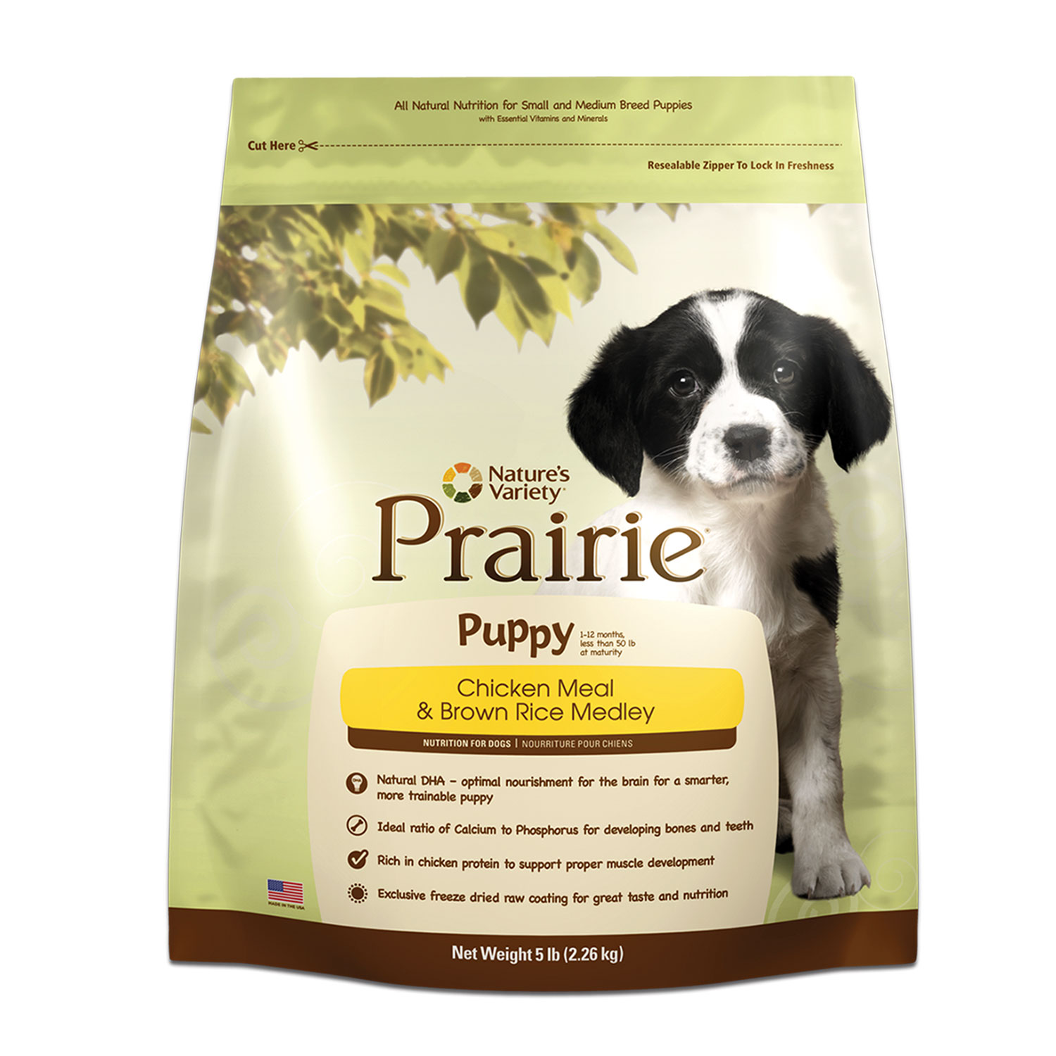 Nature's Variety Prairie Puppy