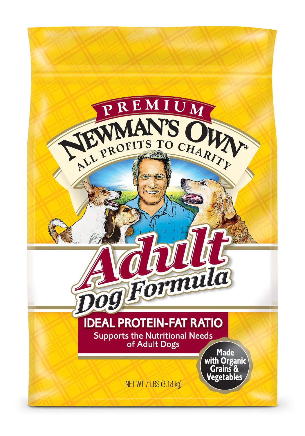 Newman's Own Organics Dry Dog Food