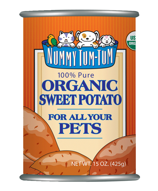 Nummy Tum Tum Organic Sweet Potato