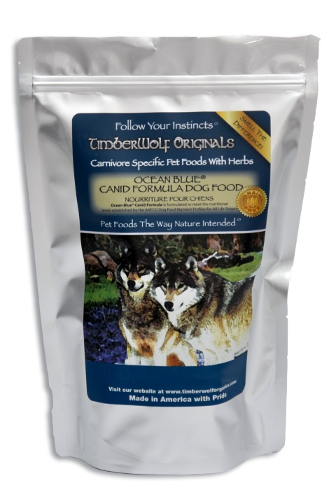 Ocean Blue Originals Canine Formula Dog Food