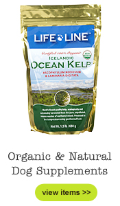 Organic Dog Supplements