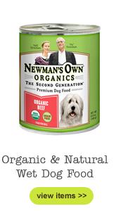 Organic Wet Dog Food