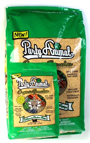 Party Animal Organic Dry Dog Food