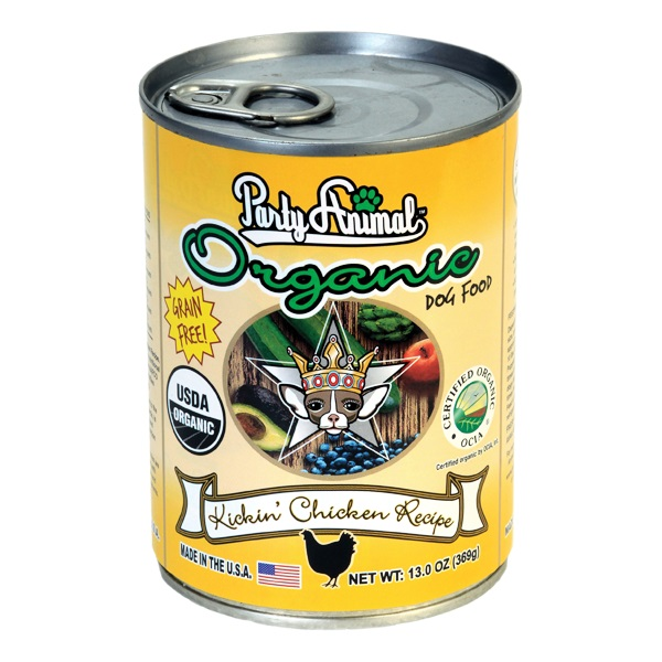 buy Party Animal Organic Dog Food