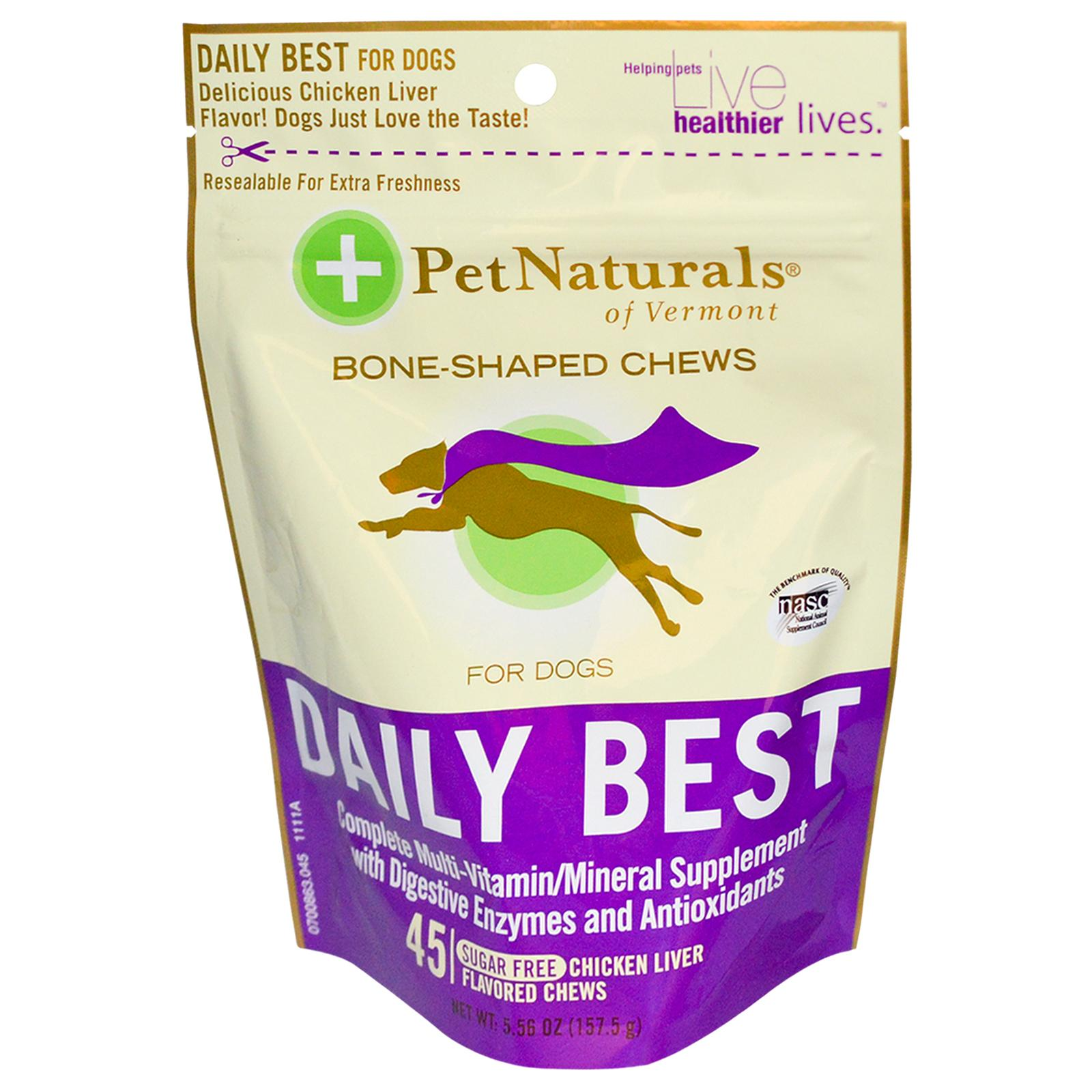 Pet Naturals of Vermont Supplements