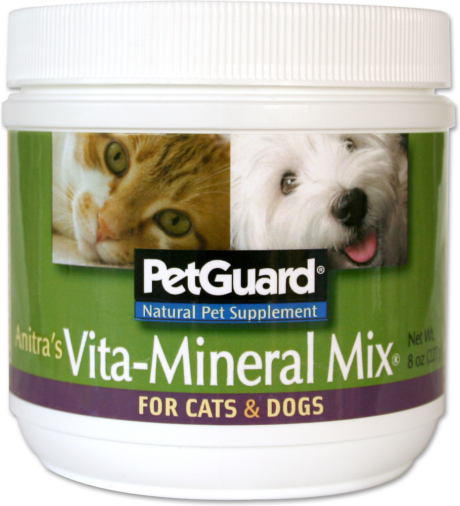 PetGuard Anitras Vita-Mineral Mix Dog Supplements