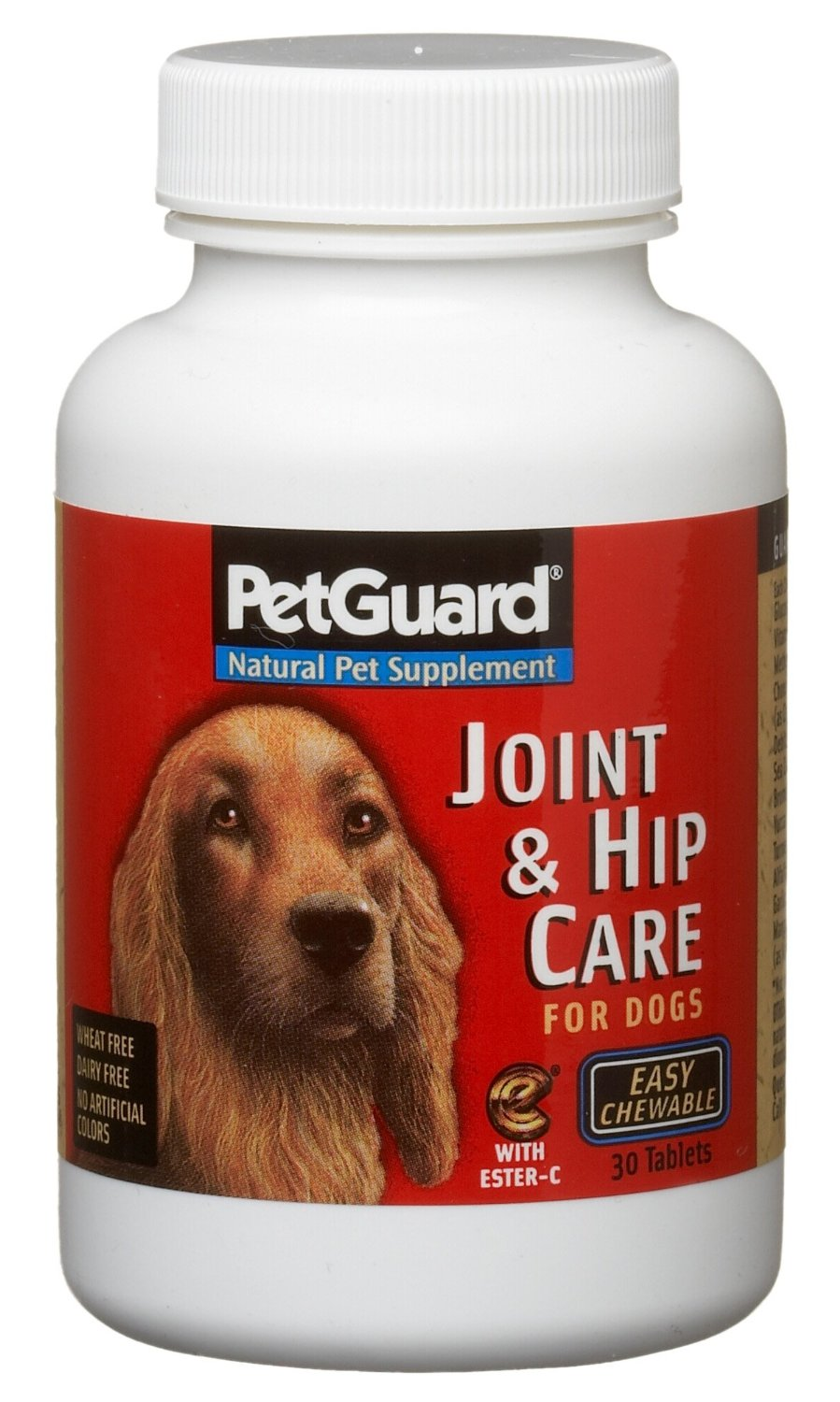 PetGuard Dog Supplements