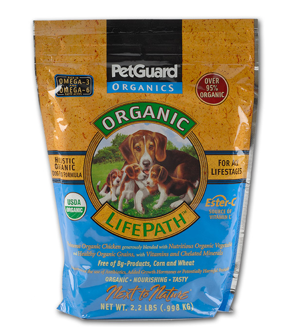 PetGuard Organic Lifepath Organic Dog Food