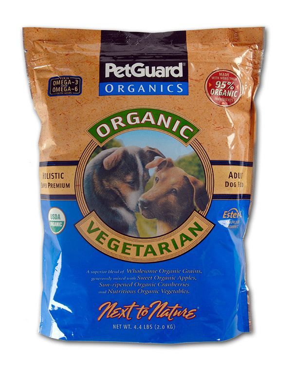PetGuard Organics Adult Dry Dog Food