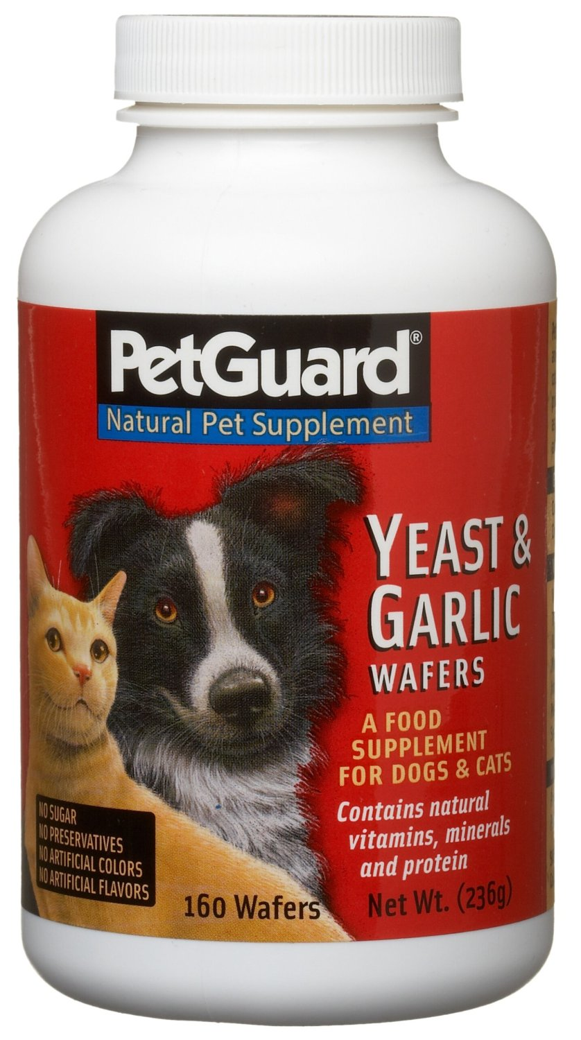 PetGuard Yeast & Garlic Dog Supplements