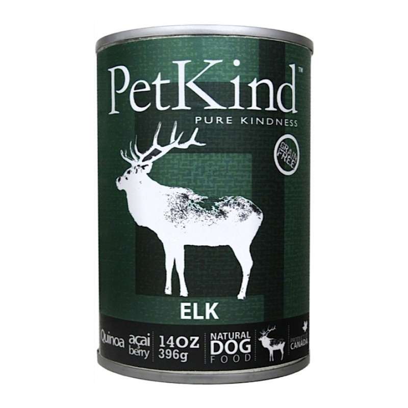 PetKind Elk Dog Food