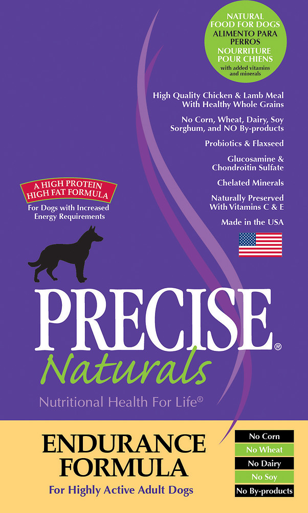 Precise Naturals Dry Dog Food