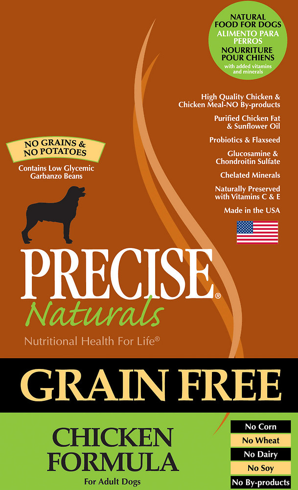 Precise Grain Free Dog Food