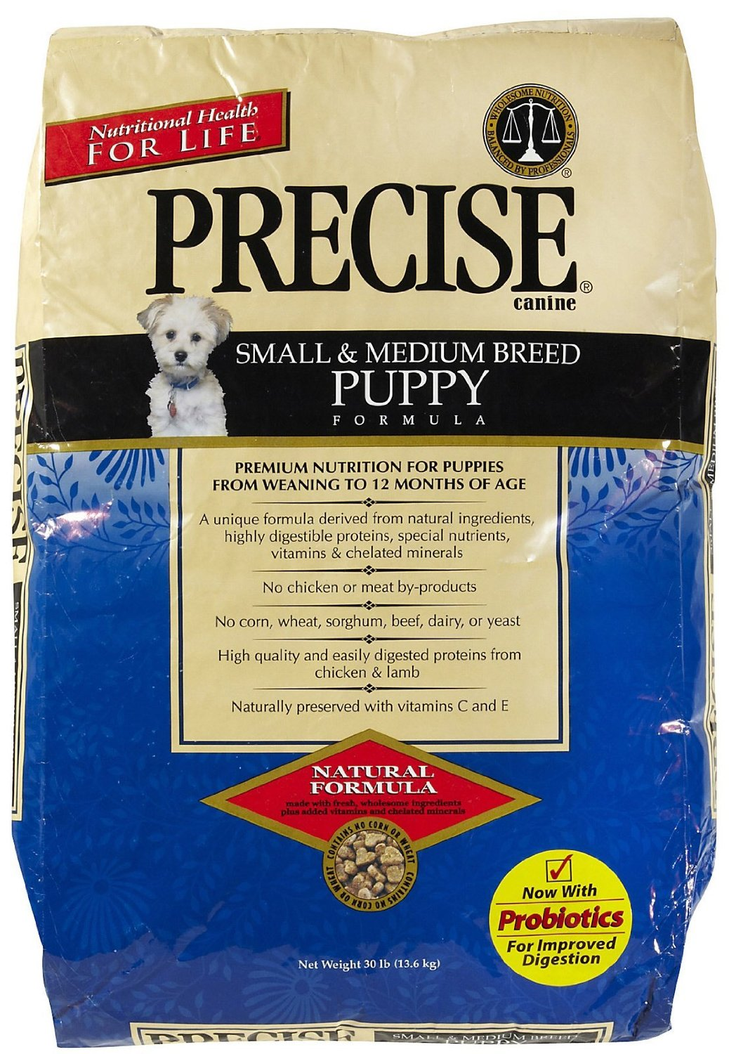 Precise Puppy Dog Food