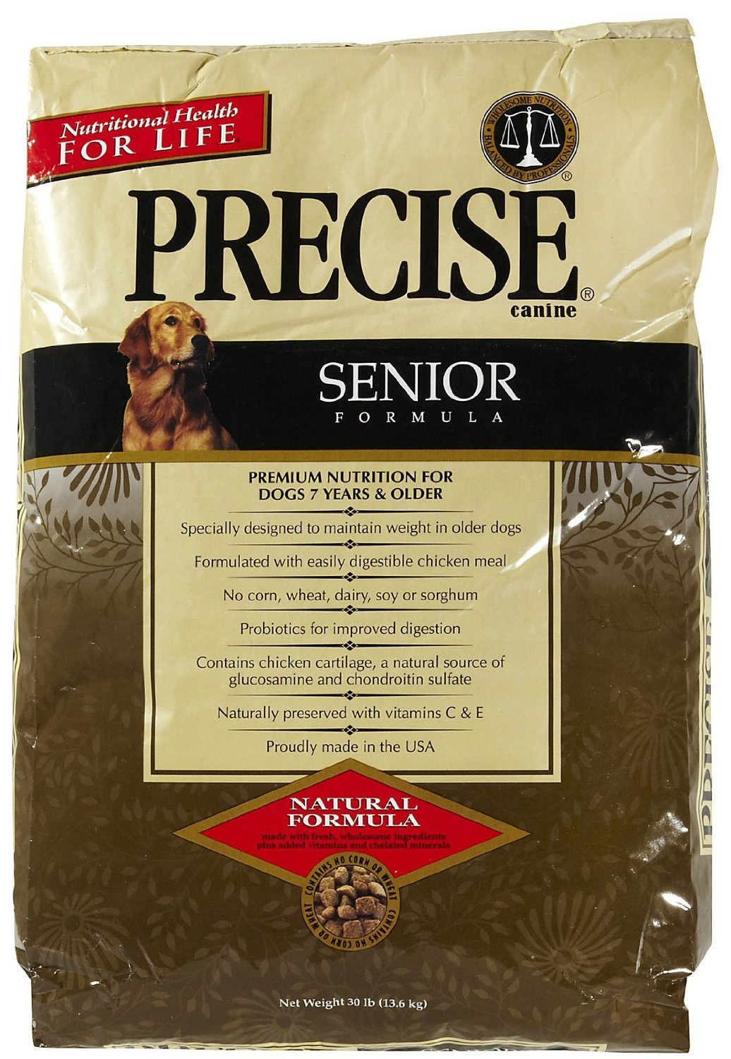 Precise Senior Dog Food