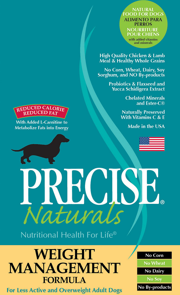 Precise Weight Management Dog Food