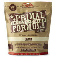Primal Pet Foods Freeze-Dried Formulas